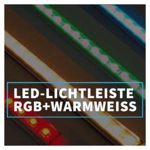 led-lichtleiste RGBW