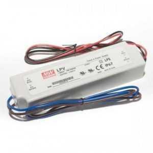 12V LED Netzteile IP65 und IP67 wasserdicht