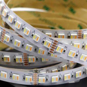 LED Streifen RGB+CCT 24V