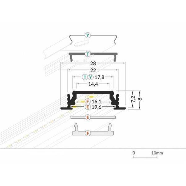 2m-led-einbauprofil-14mm-weiss-ohne-abdeckung2