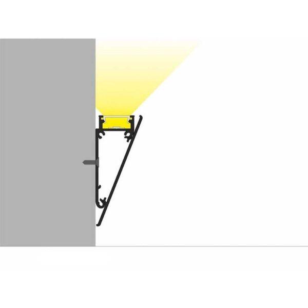 2m-led-wandprofil-v-silber-10mm-wallmodul
