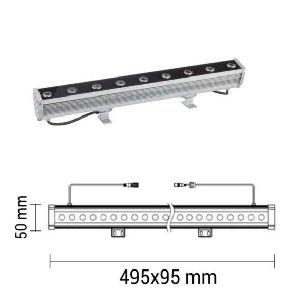 9w-led-wallwasher-50cm-warmweiss-2700k