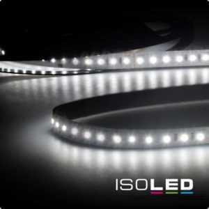 Isoled 15m LED Streifen, 24V, 12W/m, IP20, neutralweiss