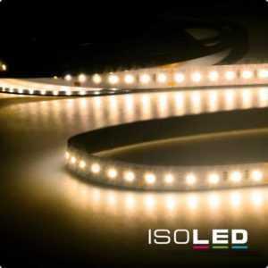 Isoled 15m LED Streifen, 24V, 12W/m, IP20, warmweiss