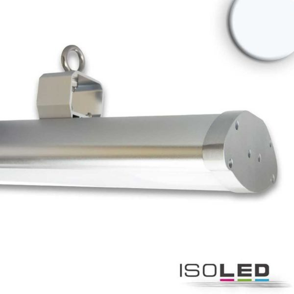 Isoled LED Hallen-Linearleuchte, 150cm, 200W, kaltweiss, IP65, 1-10V dimmbar