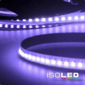 Isoled LED Streifen HighPower RGB, 24V, 28,8W, IP20