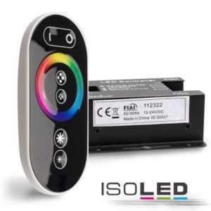 isoled-rgb-funk-controller-flat-3x6a-12-24v-dc