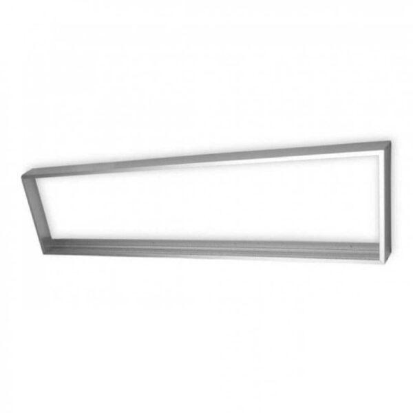 led-panel-rahmen-30x120cm-weiss