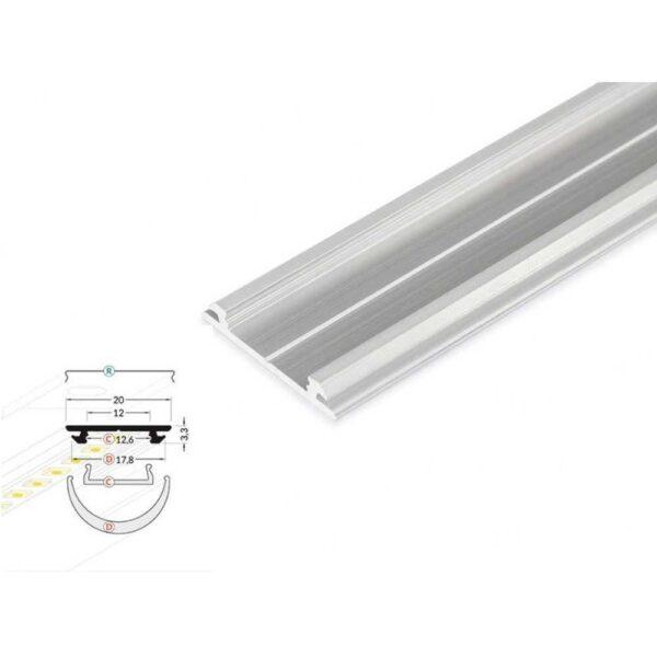 led-profil-biegbar-biegeprofil-silber