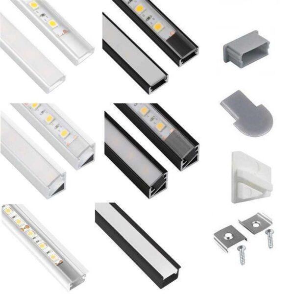 led-profile-led-leisten-2m-aluminium-silber-schwarz-oder-weiss-inkl-abdeckung-und-zubehoer-1