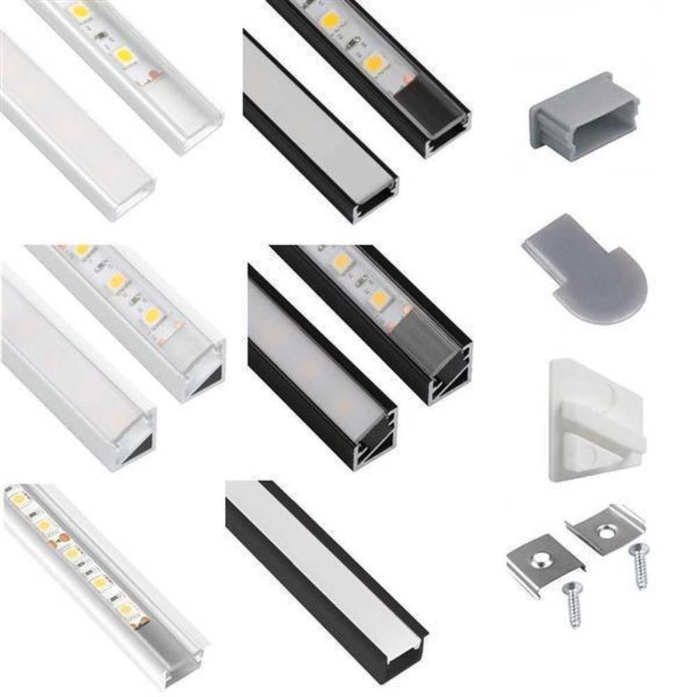 led-profile-led-leisten-2m-aluminium-silber-schwarz-oder-weiss-inkl-abdeckung-und-zubehoer