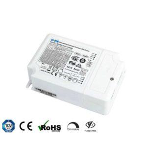 LED Treiber 4 in 1 | DALI-Push+1-10V+PWM | flickerfrei | für 36 und 40W LED Panele