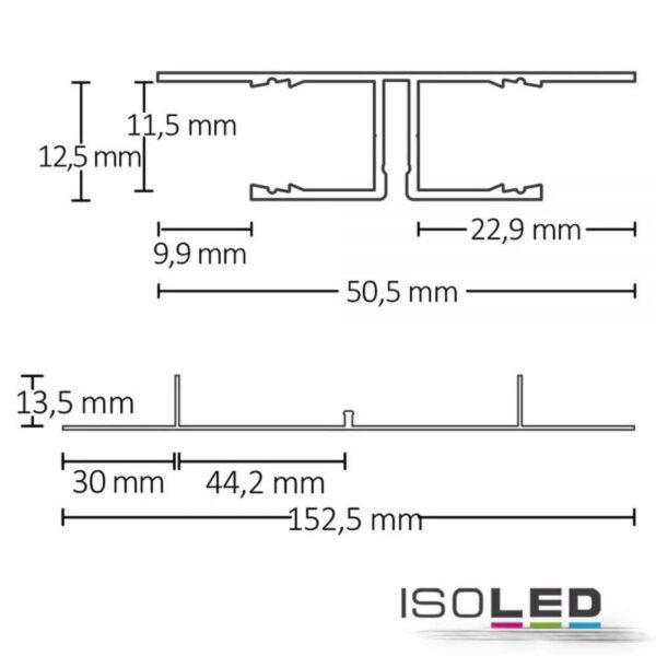led-trockenbauprofil-planar-schwarz-eloxiert-200cm-inkl-opal-abdeckung2-1