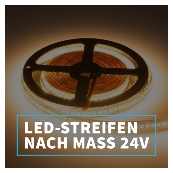 LED-STREIFEN NACH MASS