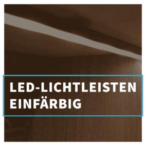 LED Lichtleisten einfärbig 12V
