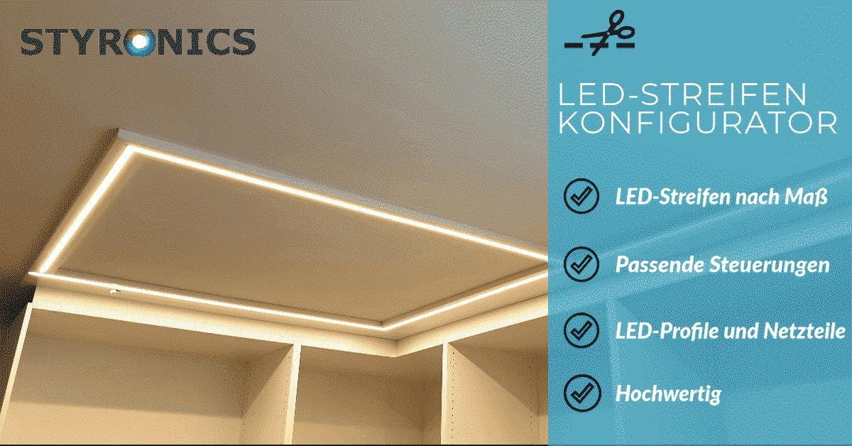 LED-Streifen-Konfigurator