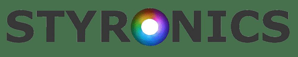 Styronics Logo
