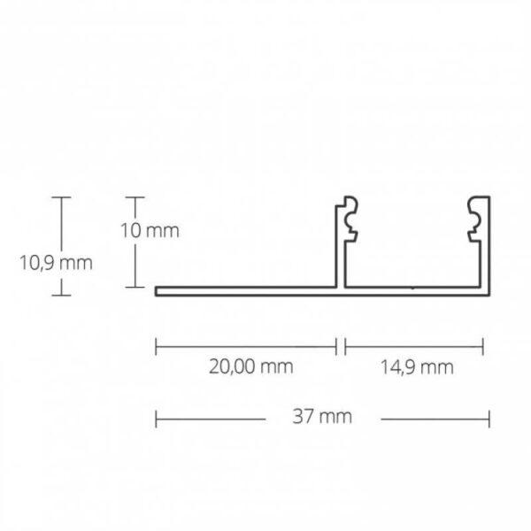 fliesenprofil-abschluss-2m-5100fp2-skizze